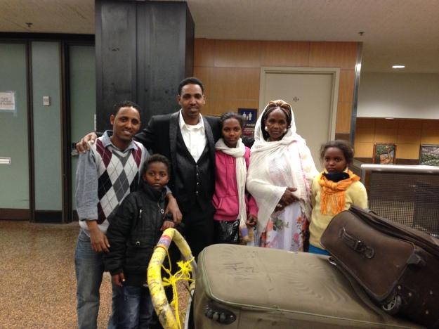 Yemane family